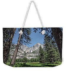 Yosemite View 13 Weekender Tote Bag