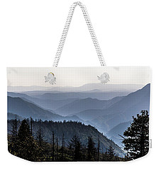 Yosemite View 27 Weekender Tote Bag