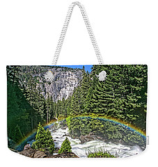 Yosemite View 29 Weekender Tote Bag