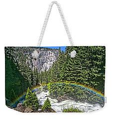 Yosemite View 29 Weekender Tote Bag
