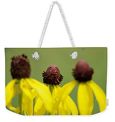 Weekender Tote Bag featuring the photograph You And Me by Joel Witmeyer