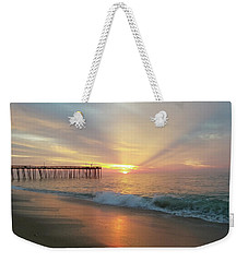 You Are The Sunrise Weekender Tote Bag