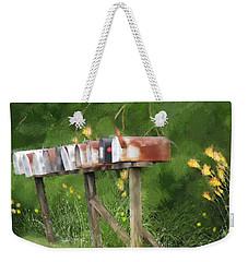 You Have Mail Weekender Tote Bag