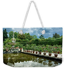 You Have Quite A Garden There Weekender Tote Bag