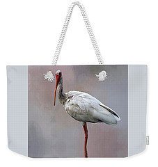 You Lookin' At Me? Weekender Tote Bag by Cyndy Doty