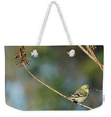 You Lookin' At Me? Weekender Tote Bag
