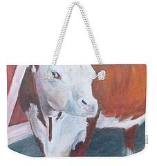 You Lookin At Me Weekender Tote Bag