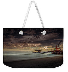 Enchanted Pier Weekender Tote Bag