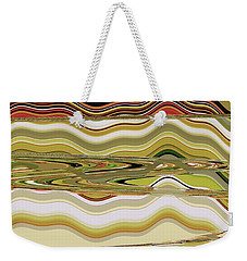 Weekender Tote Bag featuring the digital art You Rock My World by Ann Johndro-Collins