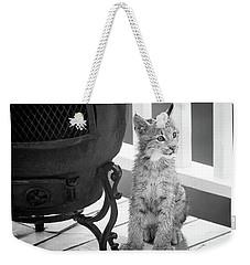 You Say Somethin Weekender Tote Bag