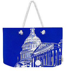 You Should See Washington Weekender Tote Bag
