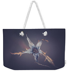 Weekender Tote Bag featuring the photograph You Still Shine by Shane Holsclaw