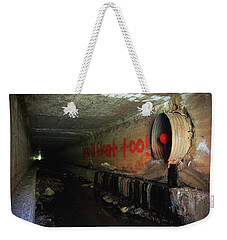 You'll Float Too Weekender Tote Bag