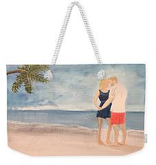 Young Lovers Weekender Tote Bag