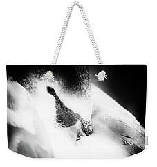 Young Swan  Weekender Tote Bag
