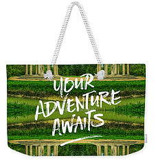 Your Adventure Awaits Temple Of Love Versailles Paris Weekender Tote Bag