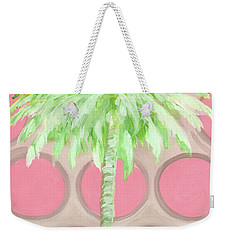 Your Highness Palm Tree Weekender Tote Bag