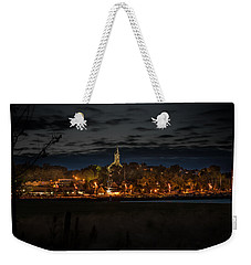 Your Home Port Weekender Tote Bag by James Meyer