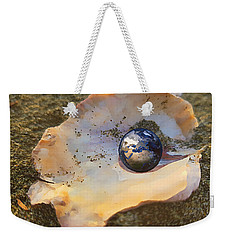 Your Oyster Weekender Tote Bag