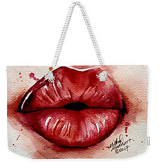Your  Whisper Weekender Tote Bag