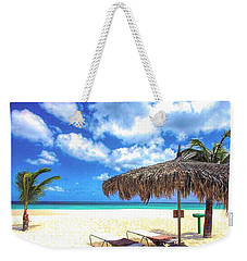 You're Invited To Aruba Weekender Tote Bag