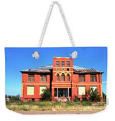Yoyah School House Weekender Tote Bag