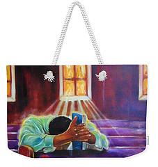 Yes      God  Weekender Tote Bag