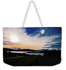 Yukon Beauty Weekender Tote Bag