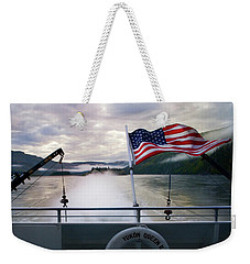 Yukon Queen Weekender Tote Bag by Ann Lauwers