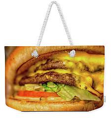 Yum Weekender Tote Bag