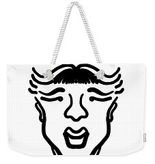 Yuma Weekender Tote Bag