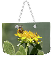 Yumm Pollen Weekender Tote Bag by Christopher L Thomley