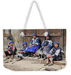 Yunnan Women Weekender Tote Bag