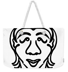 Yuto Weekender Tote Bag