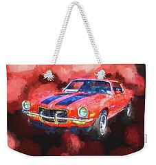 Z28 Weekender Tote Bag