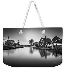 Zaanse Schans Weekender Tote Bag