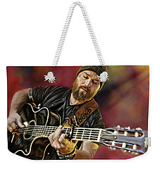 Zac Brown Weekender Tote Bag
