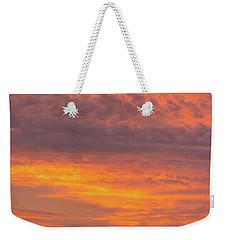 Zagreb Sunset 5 Weekender Tote Bag
