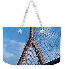 Zakim Bridge Weekender Tote Bag