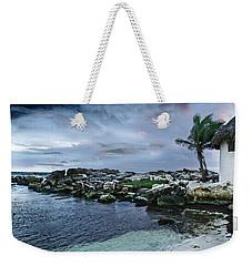 Zamas Beach #8 Weekender Tote Bag