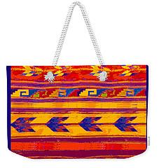 Zapotec Colors Weekender Tote Bag