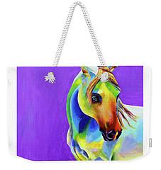 Zasha Weekender Tote Bag by Arleana Holtzmann