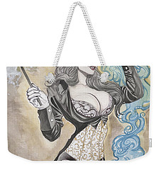 Zatanna Zatara Weekender Tote Bag by Jimmy Adams