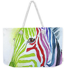 My Polychromatic Friend Weekender Tote Bag