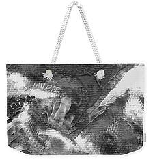 Zen Abstract A10115ajpg Weekender Tote Bag