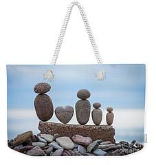 Zen Family Weekender Tote Bag