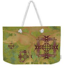 Zen Fly Colony Weekender Tote Bag