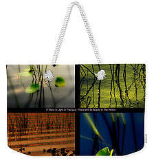 Zen For You Weekender Tote Bag