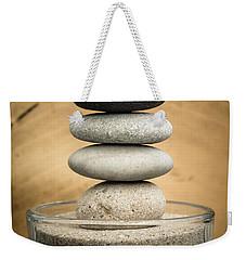 Zen Stones I Weekender Tote Bag