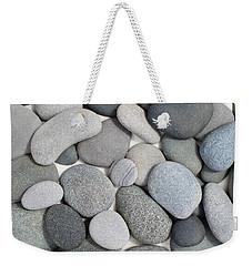 Zen Stones Weekender Tote Bag by Kathi Mirto